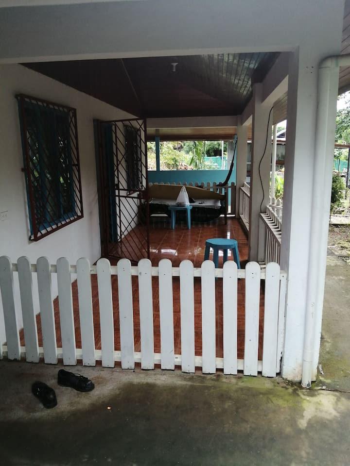 Arico's House