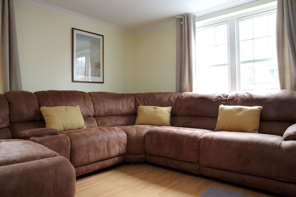 The daddy of sofas!