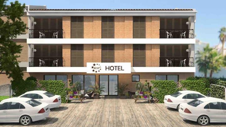 AH HOTEL в Сан Хуан Аликанте, 5 мин пешком на пляж