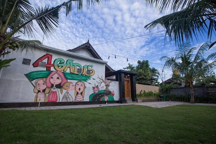 4gadis guest house