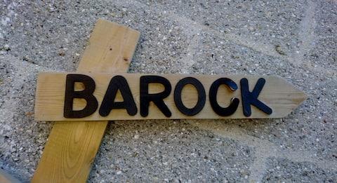 Charmant deux pièce - Le Barock