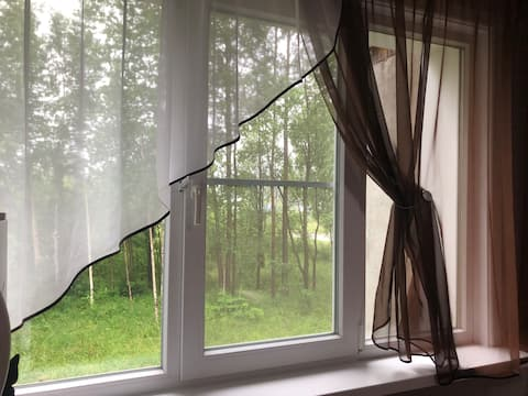 Уютный отдых для спокойных гостей
