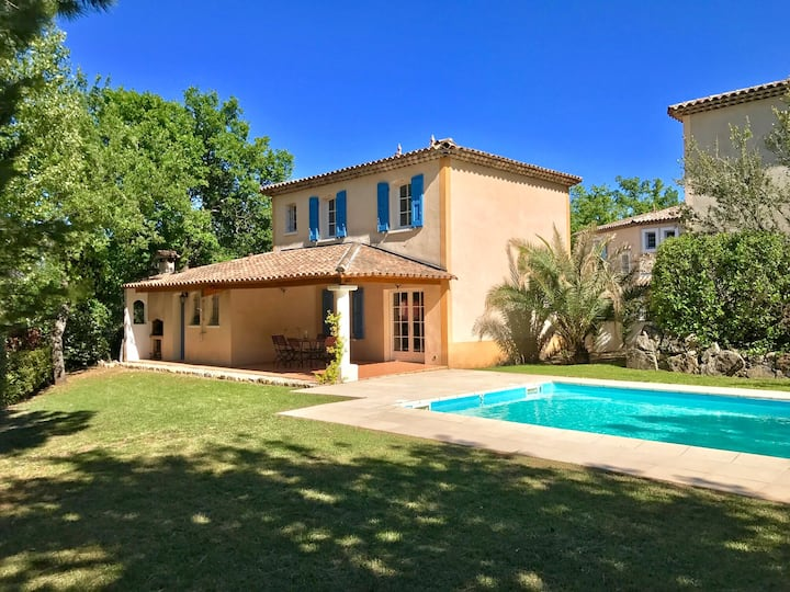 Provençal Villa Fayence -Sleeps 6-8