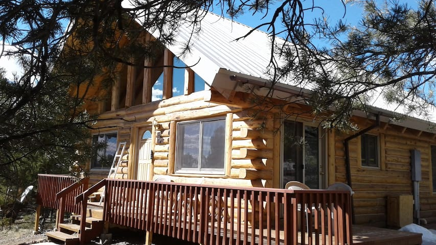 Family/Dog-Friendly,LOG CABIN/HOME /FLEX PRICING! - Crestone - Cabana
