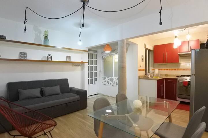Condesa Apartment - 1 Bedroom