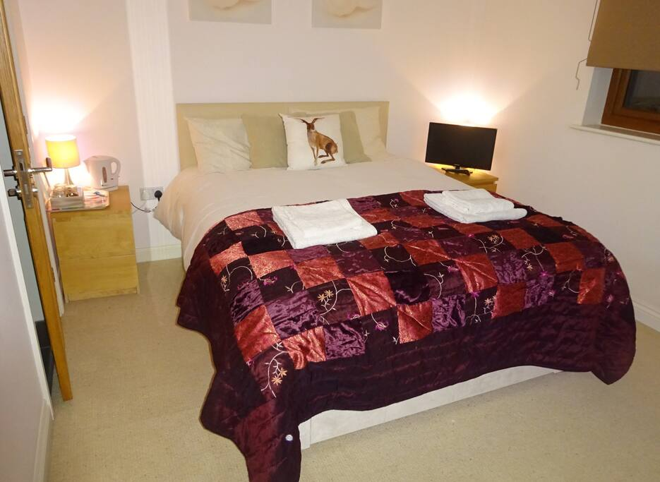 New King size bed for the new season