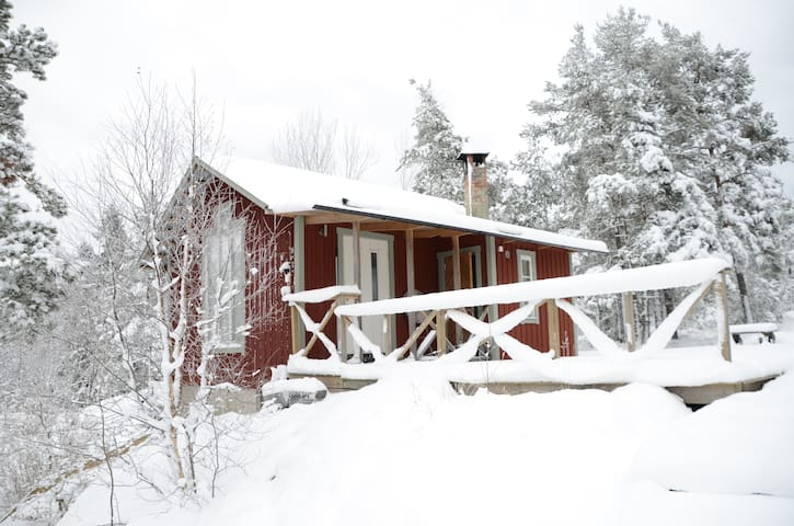 Authentic Swedish cottage