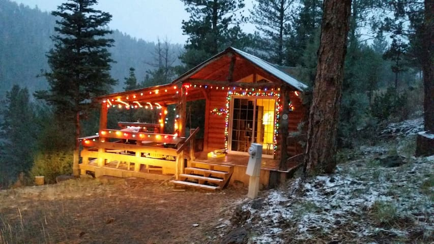 Breezy Cabin - Alto - Cottage
