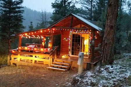 Breezy Cabin - Cabane
