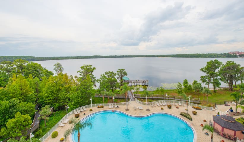 Spectacular View, Close to Disney, renovated [509]
