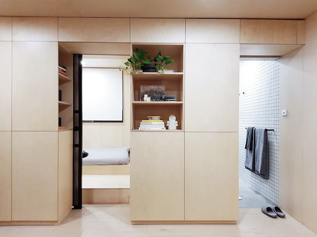 Cosy compact apartment - Itinerant Richmond