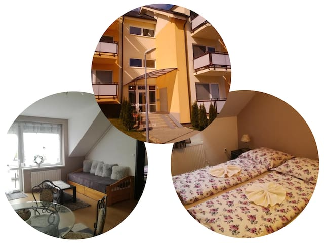 Apartmán Paula Podhájska