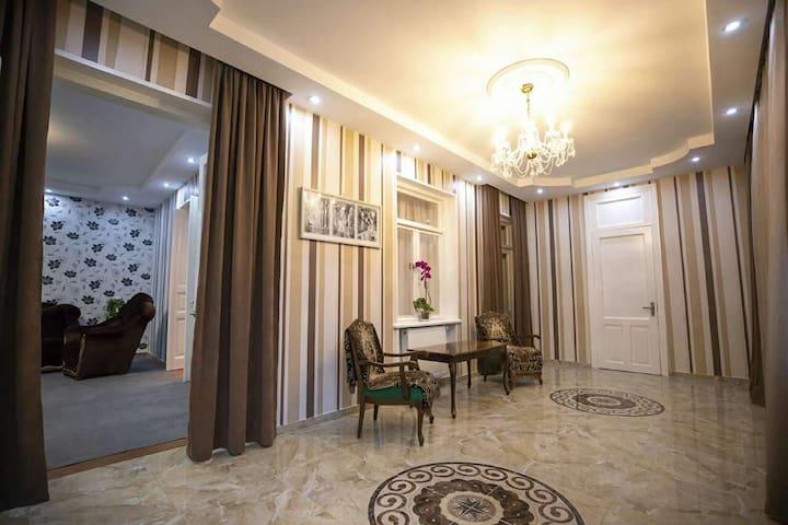 Aleksandra house