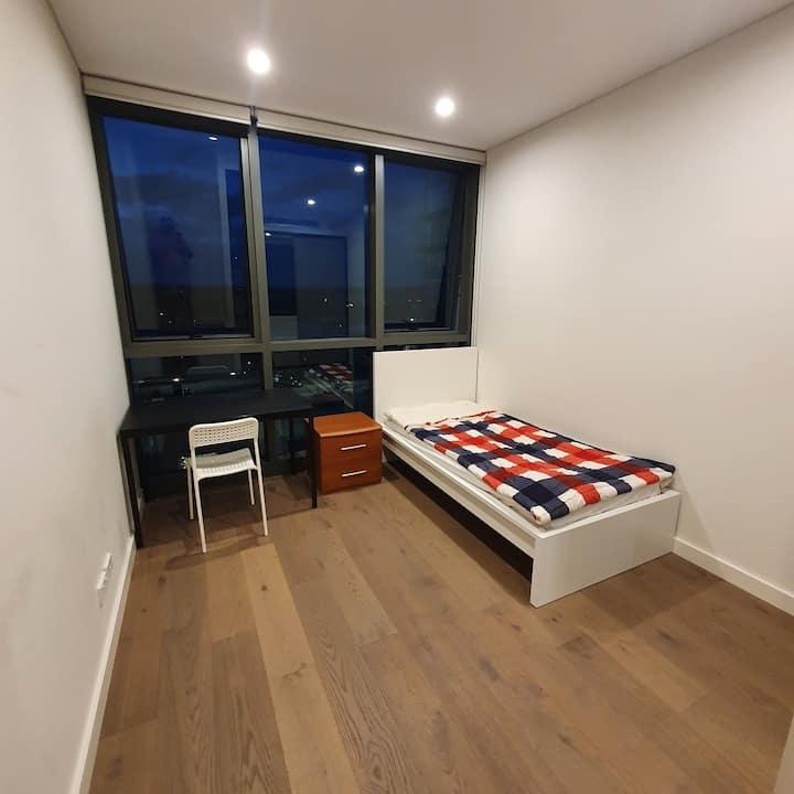 Comfortable bedroom in Macquarie Park, NSW