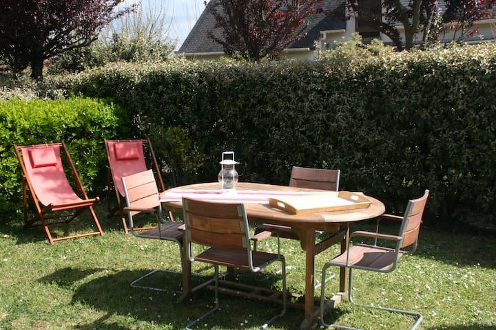 Maison calme et idealement situee - Guérande - Rumah