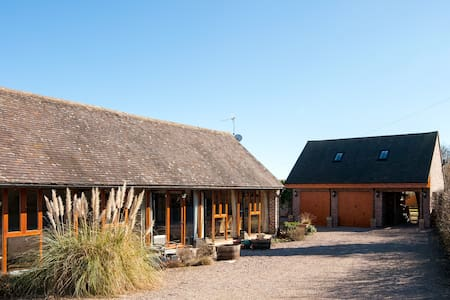 Self Catering in an area of natural beauty.