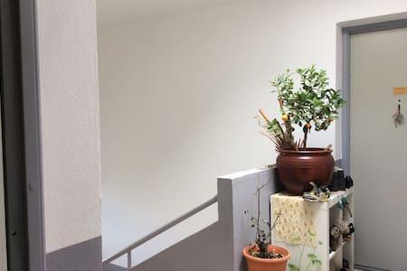 Joli App 2 cham. belle vue tr calme - Saint-Quentin-sur-Isère - Wohnung