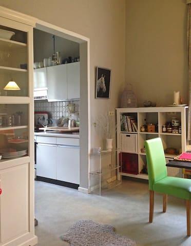 Suite Küche/ Ausschnitt
