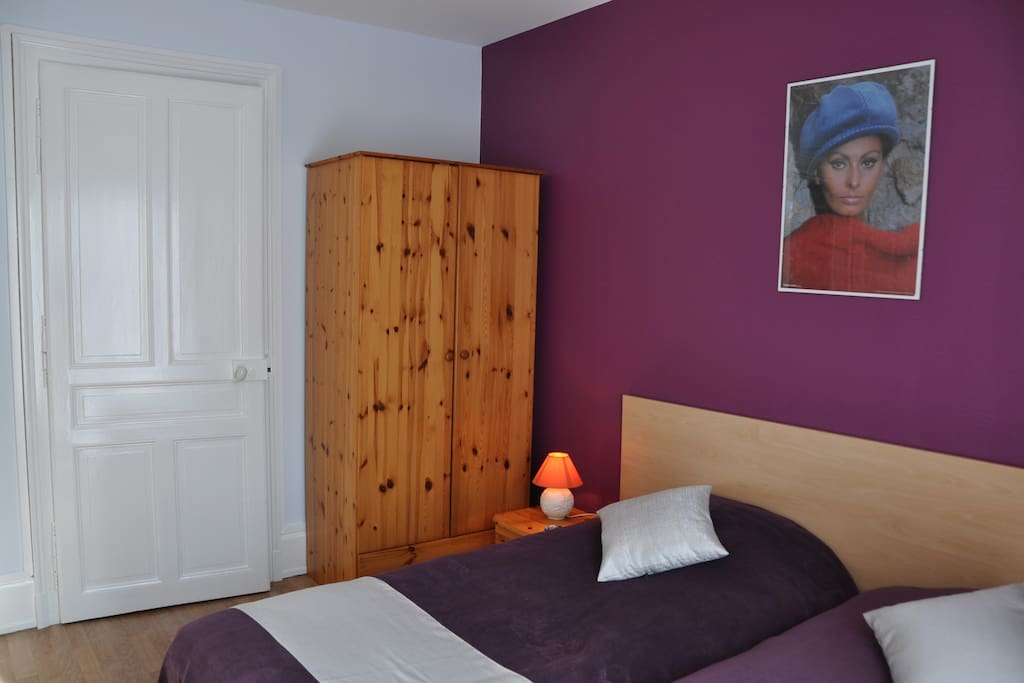 Chambre Appartement n°3