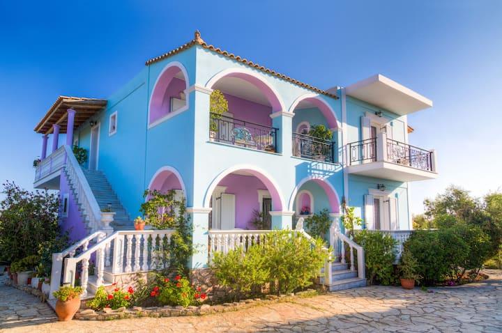 Villa Joanna 2 bedrooms apartment with sea view