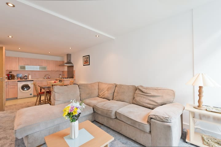 Large Modern Apartment in Heart of Dublin