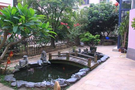 独栋别墅三楼整层,离长隆度欢乐度假村仅十分钟车程 - Guangzhou