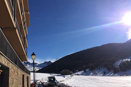SOLDEU 2 chambres, luxe, vue, soleil et neige - Soldeu - 公寓