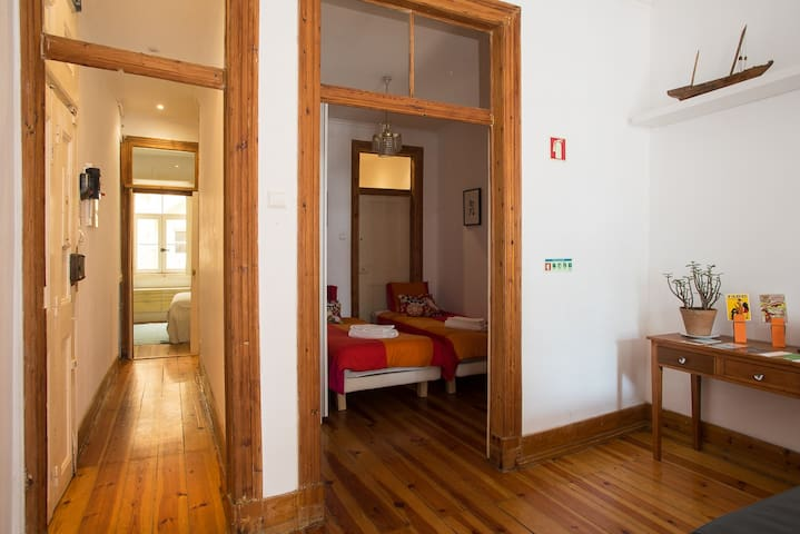 NEW! Spacious & Bright Flat in Historic Center - Lisboa - Apartment