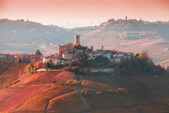 Charming View and relax in Belvedere Langhe - Belvedere Langhe - Huoneisto