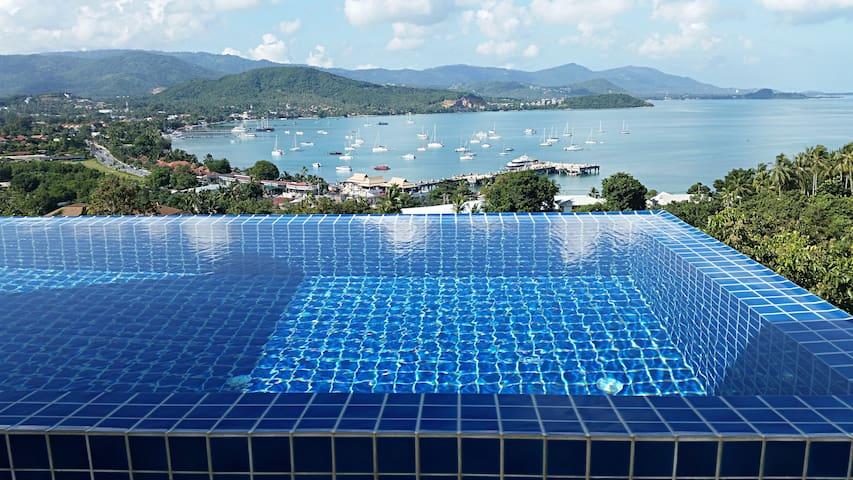 Luxury villa, Seaview, Private Pool