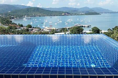 Luxury villa, Seaview, Private Pool - Koh Samui