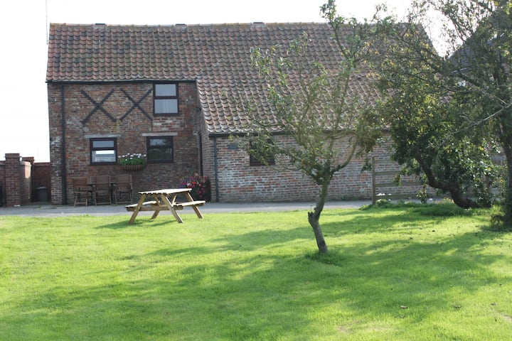3 bed 2 bath Barn conversion 5 miles from York