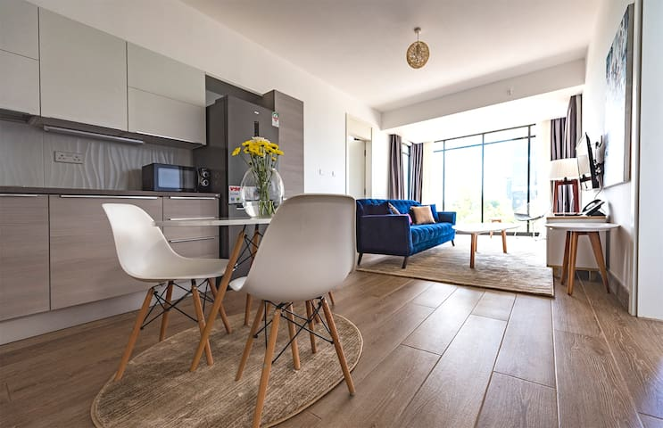 Living area layout