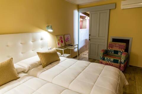 Habitación Doble - 2 camas individuales