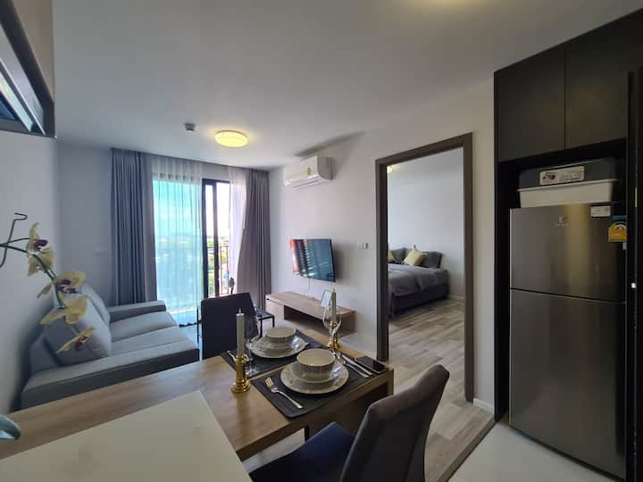 1 bedroom - The Win Condominium-Pattaya NEW