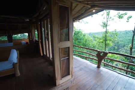 Poin Cliffs & Tree House