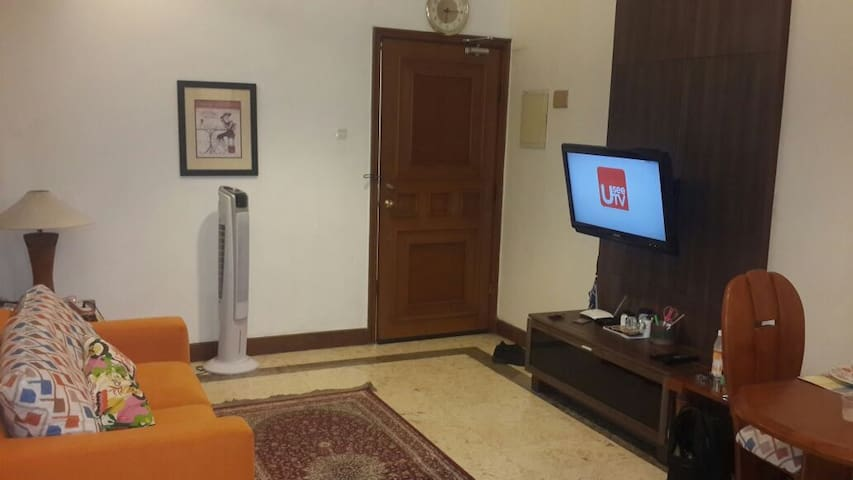 Cozy one bed room apartment near Pondok Indah - Cilandak - Apartment