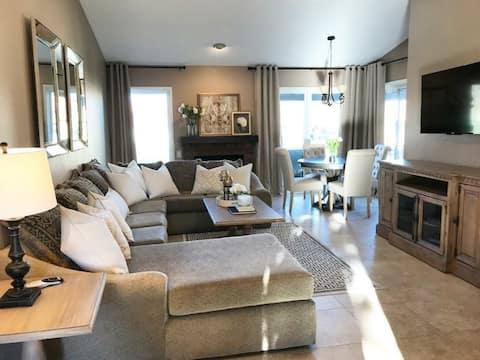 Luxury mountain Home Stallion Springs Ca.Tehachapi