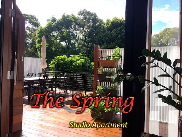 THE SPRING apartment in the hills - Perth - Lägenhet