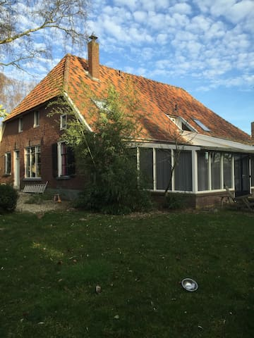 Nice farmhouse in Ulft - Ulft - Casa