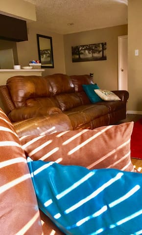 Fun Couch - Houston - Apartament