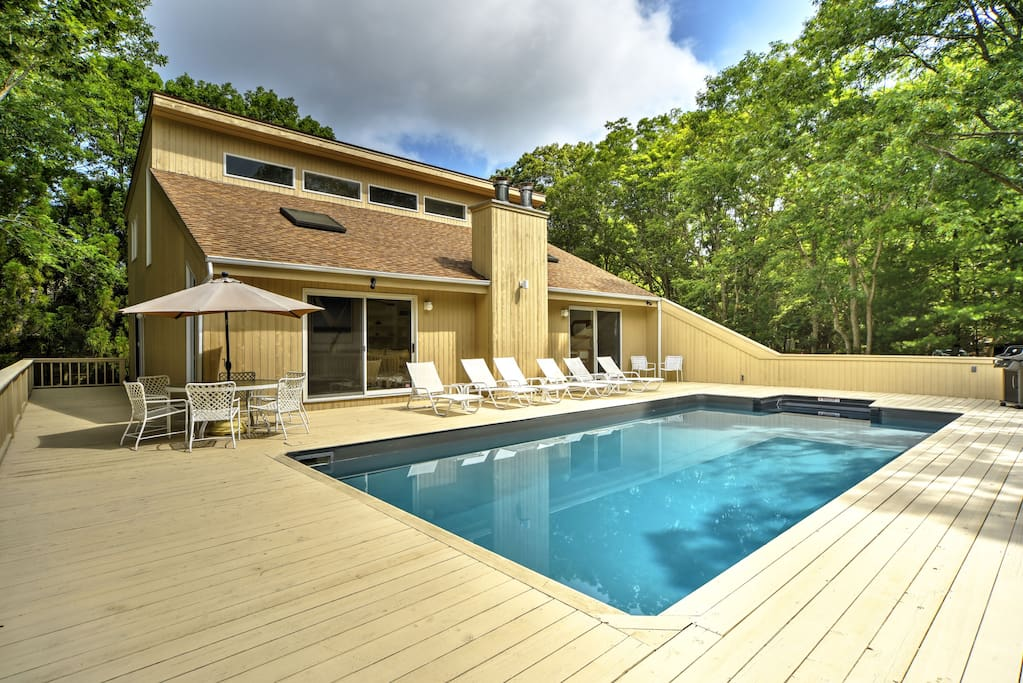 Spacious private and modern in east hampton vacation for East hampton vacation rentals