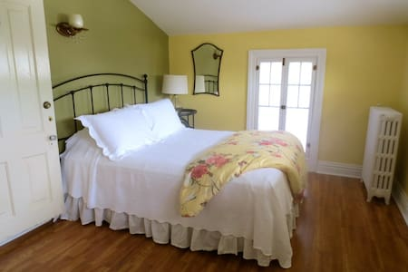 Carriage House Bed & Breakfast - Wenonah Suite - Szoba reggelivel