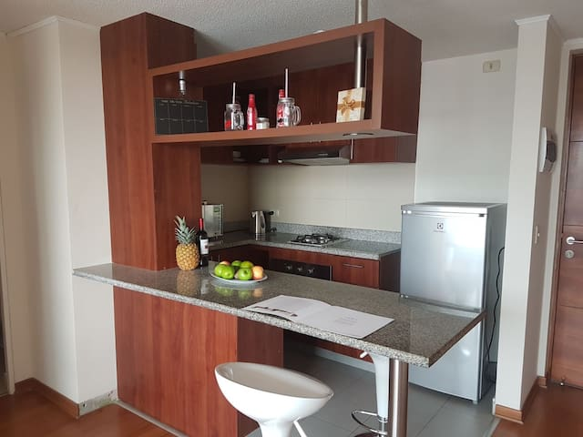 Apt with Private bathroom Pool & Gym - Lima - Apartment
