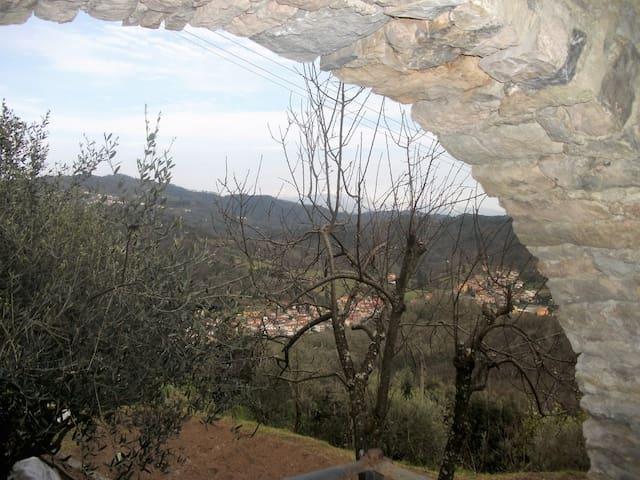 Graziosa camera in borgo ligure - Ponzò