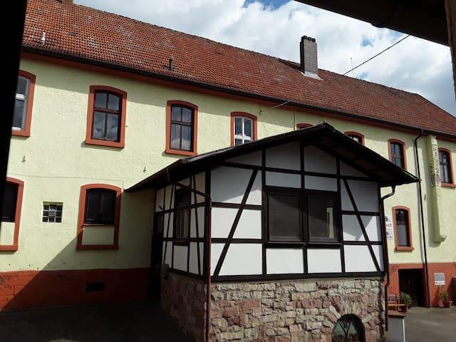 FERIENHAUS BAUSEWEIN - Hilders - Talo