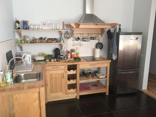 Cosy Family Apartment in Roja