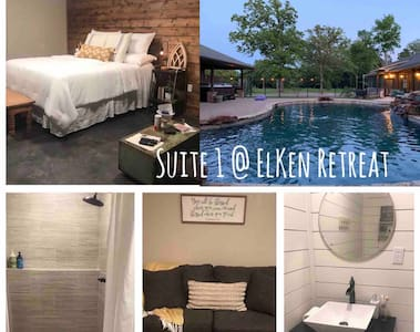 ElKen Retreat B&BPrivate Suite1 $Massage Breakfast