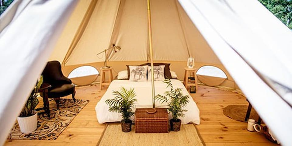Dominion Hill Country Inn - Wabanaki Glamping Site