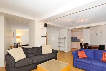 Beautiful Spacious Open Plan Apartment in Wapping - Londres